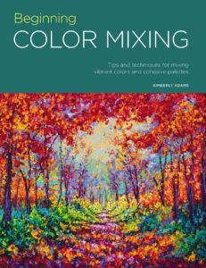 Book, color mixing